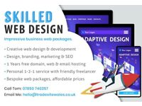 Skilled Web Design, Affordable, Website Developer, WordPress, Graphic Designer, SEO, Web Development