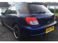 SUBARU IMPREZA 2.0 AUTOMATIC SPORT AWD+6 MONTH MOT+FULL VOSA HISTORY+SPORTS EXHAUST+BLUETOOTH!