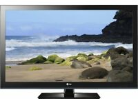 """LG 37"""" Ultra-Slim LED Full HD(1080p) TV With USB, Remote and HD-Freeview"""