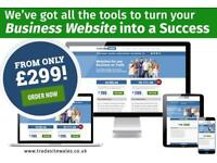 EXPERT WEB DESIGN | GET A WEBSITE FOR ONLY £299 | 10% OFF
