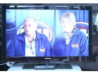 """Samsung LE40C580 40"""" Full HD 1080p Allshare LCD Television with Freeview HD"""