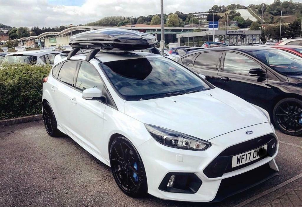thule dynamic m 800 roof box gloss black in tavistock