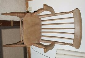 Lovely high back Windsor Chair