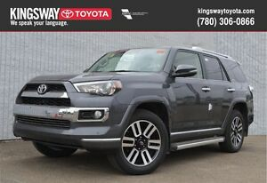 2016 Toyota 4Runner 4WD 4dr Limited Edition V6