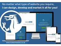 EXPERT WEB DESIGN | GET A NEW WEBSITE FOR ONLY £300 | CARDIFF
