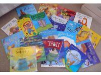 Preschool, early reading books