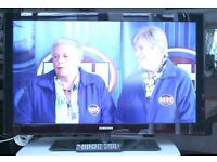 "Samsung LE40C580 40"" Full HD 1080p Allshare LCD Television with Freeview HD"