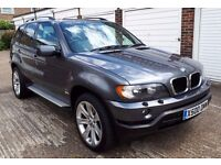 2003 BMW X5 3.0 i Sport auto 5dr F.S.H LOW MILES 6 MONTHS WARRANTY PX WELCOME (t-z awesome-cars)