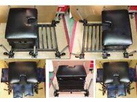 AVANTI MODULITE SEATBOX + ALUMINIUM FRAME WITH MUD FEET