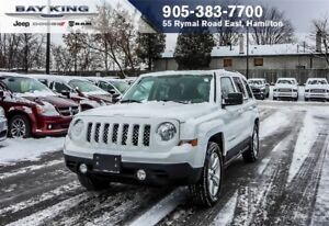 2014 Jeep Patriot NORTH ALL SEASON, HEATED SEATS, BLUETOOTH, A/C