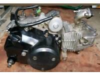 Honda Innova 125 Engine