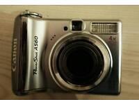 Canon power shot A560