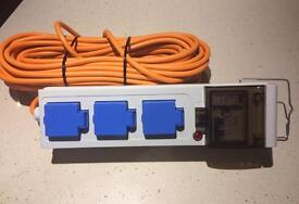 BNIB Mobile Site Power Unit for Camping