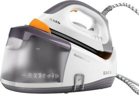 AEG Quick Steam Auto-Off Iron BRAND NEW SEALED