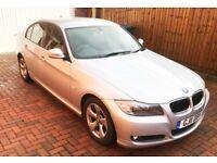 BMW 3 Series Saloon (2008 - 2012) E90 Facelift 2.0 320d EfficientDynamics 4dr. £20 ROAD TAX