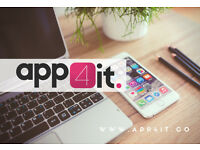 Mobile App Development | Modern, Sharp & Affordable Applications