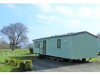 2007 Willerby Salisbury static caravan for sale