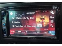 Pioneer car audio/multimedia system