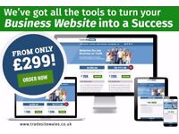 EXPERT WEB DESIGN | GET A NEW WEBSITE FOR ONLY £299 | CARDIFF