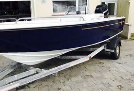 Boat - Salcombe Flyer 530