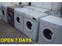£70 Washing machines 3 Month Gtee Birmingham GREAT BARR M6 JUNC 7 WEST MIDLANDS