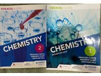 Chemistry A level Edexcel