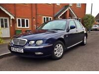 2003 Rover 75 Diesel Automatic *Long MOT