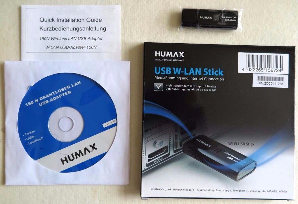 Humax WiFi Dongle