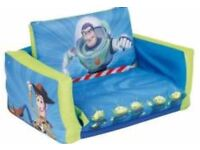 Toy story blow up chair/bed