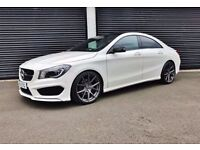 2014 MERCEDES CLA 200 AMG SPORT CDI PANORAMIC ROOF FINANCE AVAILABLE