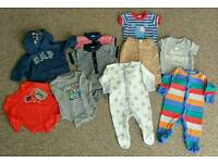 BARGAIN!! Baby boys clothes bundle. 3-6 months
