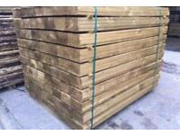 🍭New Tanalised Feather Edge Fence • Panels • Timber Fence Pieces