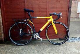 Teman mans alloy frame racing bike