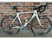 Giant TCR 3 2014 Full Carbon Fibre Road Bike. Large