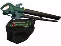 QGarden Leaf Blower Vacuum