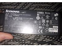 Lenovo AC/DC Laptop Adapter/Charger (Model: ADLX45NDC3A)