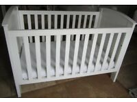 Two John Lewis Cot beds - Boori Country Collection