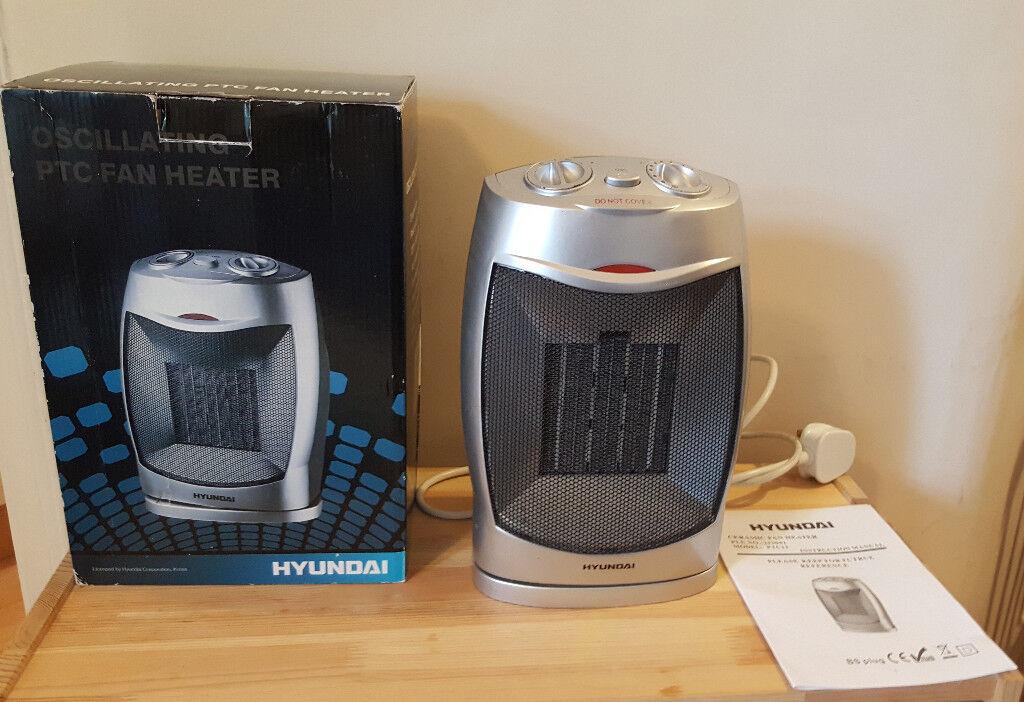 oscillating ptc fan heater hyundai