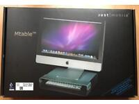 JUST MOBILE MTABLE MONITOR STAND