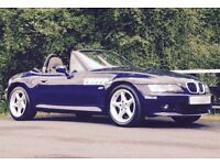 1997 BMW Z3 ROADSTER 1.9 - Tan Leather, Full History, New Clutch, Heated Seats, Drives Superb