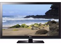 "LG 32"" Widescreen LCD Full HD(1080p) WiFi Ready TV With USB, Remote & Built-In Freeview"