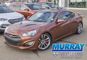 2013 Hyundai Genesis 3.8 GT | Manual | Leather | Bluetooth | Bre