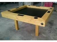 5ft Gaming Table Handmade