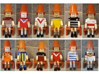 Plant Pot men in any Rugby teams colours