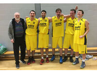 Basketball Players Wanted, Open Practice Sessions in Greenwich, S E London