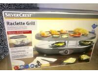 SilverCrest Raclette Grill