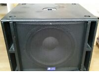 DB TECHNOLOGIES SUBWOOFER