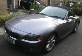 2004 BMW Z4 2.5 for sale