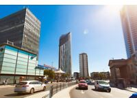STUNNING TWO BEDROOM FLAT WITH 24 HOUR CONCIERGE SERVICES IN STRATA TOWER, ELEPHANT & CASTLE