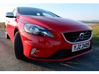 Volvo V40 R-Design automatic, 1 owner, 7700 miles